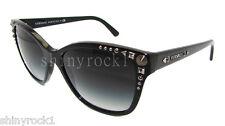 Authentic VERSACE Lady Gaga Edition Black Sunglasses VE 4270 - GB1/8G  *NEW*