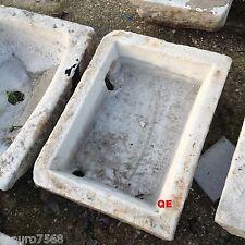 ANTICO LAVANDINO VASCA IN MARMO LAVELLO BAGNO -Ancient marble sink- mod. QE