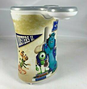 Lysol Monsters Inc No Touch Hand Soap Dispenser Pixar Disney Tested Working