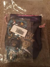 Disney Couture Wrap Bracelet, Winnie The Pooh, Limited Edition, Rare, New, Blue