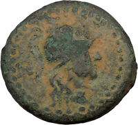 Seleukeia in Cilicia 2nd-1st Cent BC Ancient Greek Coin Athena Nike Cult  i36986