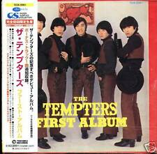 The Tempters - The Tempters First Album - Japan CD