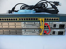 Cisco CCNP Home Practice Lab Kit 2x2811 64F/256 15.1 3560-24 Fastethernet CCNP1