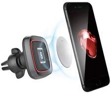 Carbon Lockable Mega Mount Universal Magnetic Car Air Vent Mount Phone Holder