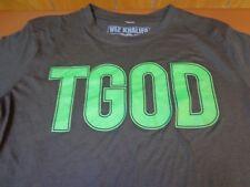 Wiz Khalifa TGOD Taylor Gang Or Die Women's T-Shirt  Large   B1