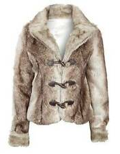 River Island Faux Fur Hip Casual Coats & Jackets for Women