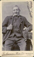 Luton. Old Gentleman by A P Company, 102 Church Street    JE.50
