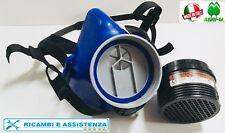 Maschera con filtro A2 P3  Protettiva  per agricoltura  polveri  verniciatura