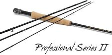 "TFO TEMPLE FORK OUTFITTERS PROFESSIONAL SERIES II 9' 0"" 5 WEIGHT 4PC FLY ROD+BAG"