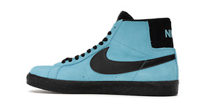 Nike SB ZOOM BLAZER MID 864349-400 University Blue
