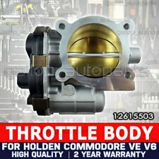 COMMODORE THROTTLE BODY FOR HOLDEN VE V6 3.6L LY7 ALLOYTEC FLY BY WIRE