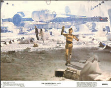 THE EMPIRE STRIKES BACK original lobby card 11x14 movie poster 1980