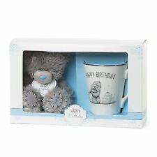 "Me to You Happy Birthday Boxed Mug & 5"" Plush Bday Gift Set - Tatty Teddy Bear"