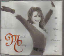 Mariah Carey-All I Want For Christmas Is You cd maxi single