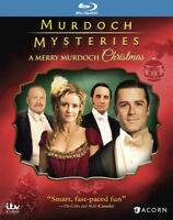 A Murdoch Mysteries Christmas [New Blu-ray]