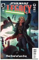 STAR WARS LEGACY #50, NM, Dark Horse, Jedi, Luke Skywalker,2006,more SW in store