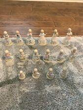 Lefton Christopher Collection Birthday Figurines