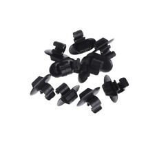 10x Plastic Bonnet Stay Clip Fastener Holder For Citroen Peugeot Vauxhall Vivaro