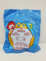McDonald's Disney The Little Mermaid Scuttle Wind-up 1996 Happy Meal Toy New NIP