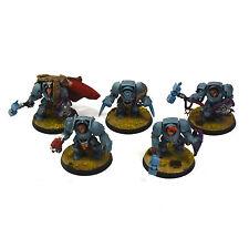 SPACE WOLVES 5 Wolf Guard Terminators #1 Warhammer 40K