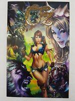 Zenescope Grimm Fairy Tales Oz 1 Retailer Incentive Exclusive Comic NM