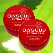(4,63€/100ml) Glysolid Hautbalsam Handcreme Glycerin 2x100ml °WS