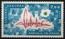 Andorra French 1975 SG#F267 Arphila Stamp Exhibition MNH #D71774