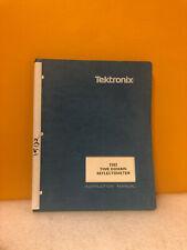 Tektronix 070-1792-02 1502C Time Reflectometer Service Manual