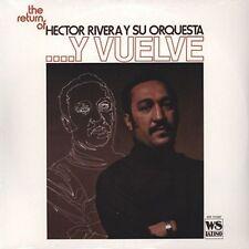 HECTOR RIVERA Y SU ORQUESTA Y Vuelve WEST SIDE LATINO Sealed Vinyl Record LP