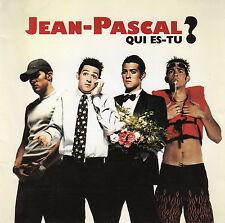 Jean-Pascal CD Qui Es-Tu ? - France (VG+/EX+)