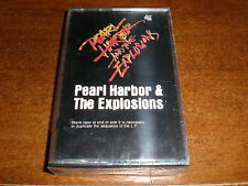 Pearl Harbor/Explosions CASSETTE self titled NEW