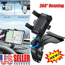 1200 Degree Rotating Car Dashboard Mobile Phone Holder With Stop Sign 2021