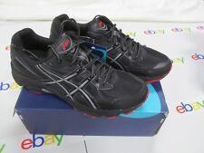 Asics Men's Gel-Vanisher Running Shoes Size 10.5 (US) - Black/Stone/Classic Red