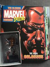 La collezione di figurine classico Marvel-la X-MEN: COLOSSO speciale