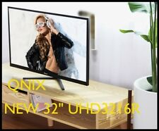 "[QNIX] 32"" UHD3216R REAL 4K MINE 3840X2160 60Hz IPS UHD Monitor AMD FreeSync ///"