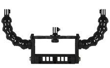 Goodman Handle With 3/4 Flex-Arm Lights Type Qudos® and GoPro®  FLEX-ARM GO.006
