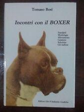 Incontri con il Boxer Tomaso Bosi