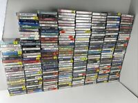 Cassette Tape Lot 260 Cassettes Wide Variety Check The Photos ALL Sealed