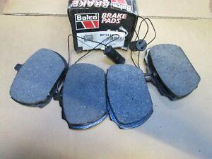ROVER SD1 FRONT BRAKE DISC PADS  BP 1418 BALCO