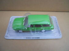 Legendary Cars DACIA 1300 KOMBI GREEN  1:43 Die Cast  [MV40-3]