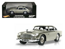 "Aston Martin DB5 James Bond 007 ""Goldfinger"" Movie 1:18 Diecast Car Toy CMC95"