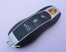 OEM PORSCHE PANAMERA keyless entry remote smart transmitter fob 970.637.244.02