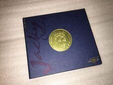 JACKY CHEUNG 張學友 - 24K Gold 金藏集 (黑盤舊版) - 天龍金碟 - JAPAN DENON - 4 CD (1994)