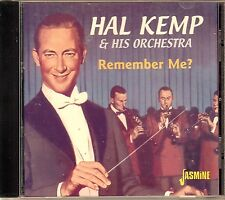 Remember Me by Hal Kemp (CD, Jul-2001, Jasmine Records)