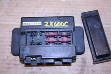 Kawasaki GPX600R ZX600C1 1988 Sicherungskasten Junction box 26021-1070