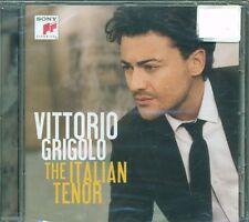 Vittorio Grigolo - The Italian Tenor Cd Sigillato