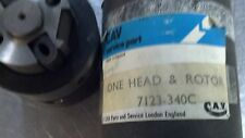 LUCAS DELPHI CAV HEAD/ROTOR 7123-340C
