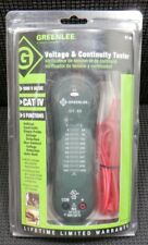 Greenlee GT-65 Voltage & Continuity Tester