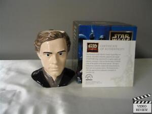 Luke Skywalker Ceramic Figural Mug Brand New Applause Star Wars