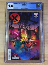 X-Men #17 (2021 Marvel Comics) Russell Dauteman Varaint CGC 9.8